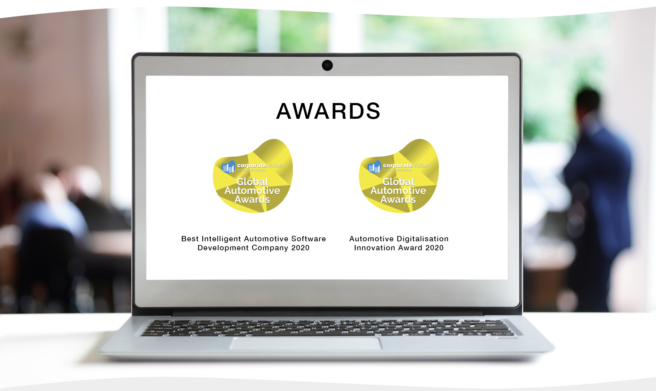 Calidat. awards